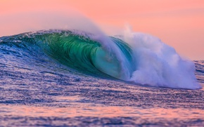 Picture sea, water, the ocean, wave