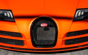 Picture Bugatti, Veyron, orange, Grand Sport, Vitesse, 16.4, W16, 1200hp