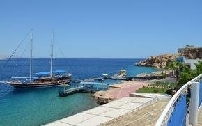 Picture ship, Egypt, Sharm El-Sheikh