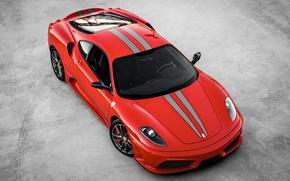 Picture F430, Ferrari, red, Ferrari, red, front, Scuderia