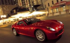 Picture Ferrari 599 GTB Fiorano, Luxury