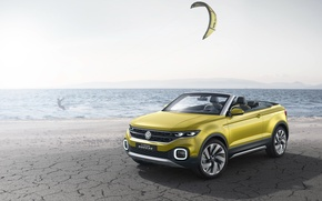 Picture Concept, Volkswagen, the concept, Volkswagen, T-Cross