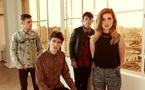 Picture music group, soloist, Sydney Sierota, Cool Kids, Echosmith
