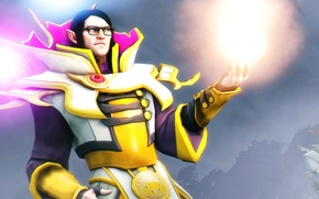 Picture glasses, MAG, dota 2, invoker
