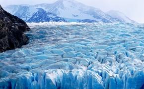 Wallpaper winter, ice, nature
