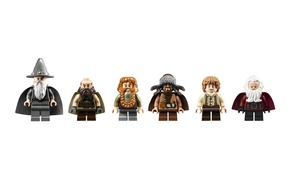 Picture toys, LEGO, dwarves, Lego, Gandalf, The hobbit, The Hobbit, An unexpected journey, Gandalf, Dwalin, Balin, …