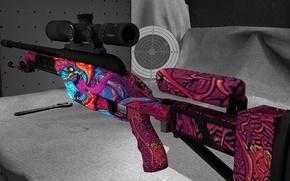 Picture gun, mad, ssg