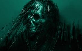 Picture death, hair, sake, art, dead