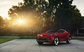 Picture Concept, the concept, crossover, Scion, Scion, C-HR