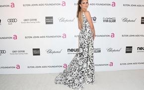 Picture girl, model, dress, beautiful, Nina Dobrev, Nina Dobrev, fashion