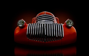 Picture retro, classic, chevrolet, pickup, the front, pickup, 1945