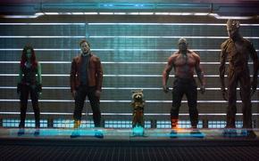 Picture fiction, Zoe Saldana, Guardians Of The Galaxy, Peter Quill, Star-Lord, Guardians of the Galaxy, Rocket …