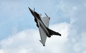 Picture multi-role fighter, Dassault Rafale, the fourth generation, the French air force, Rafal