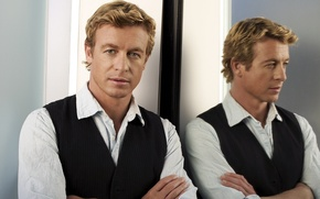 Picture Wallpaper, wallpaper, the series, 1920x1080, the mentalist, the mentalist, Patrick Jane, patrick jane, simon baker, ...