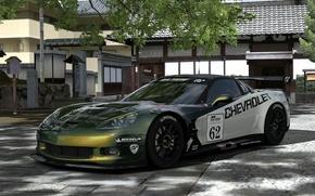 Picture the game, Chevrolet, Gran Turismo 5, GT5, simulator