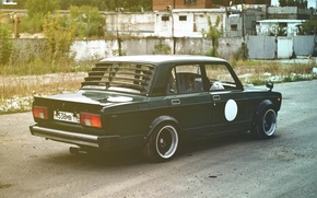 Picture Ass, Style, 2107, Vaz