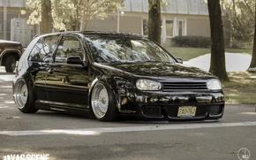 Picture volkswagen, golf, tuning, Volkswagen, gti