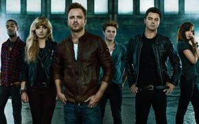 Picture Need for Speed, Aaron Paul, Imogen Poots, Dakota Johnson, need for speed