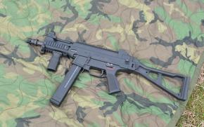 Picture weapons, carabiner, self-loading, HK USC, Heckler-Koch