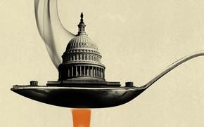 Picture cinema, movie, spoon, film, statue, 2014, capitol, launching in 2014, american senate, tablespoon, Kill the …