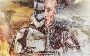 Picture Dragon, Game Of Thrones, Star Wars Episode VII: The Force Awakens, Captain Phasma, Andreas Bazylewski