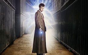 Picture look, coat, Doctor Who, Doctor Who, David Tennant, David Tennant, Tenth Doctor, Tenth Doctor