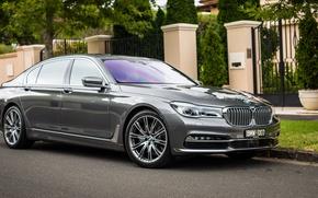 Wallpaper G12, sedan, BMW, BMW, 7-Series