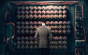 Picture Benedict Cumberbatch, The Imitation Game, The imitation game
