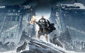 Wallpaper Cloak, PS4, Weapons, Destiny, Bungie Software, DLC, Destiny: Rise of Iron, Destiny, Rise of Iron, ...