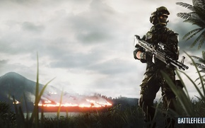 Picture battlefield, Wallpaper, Support, battlefield 4, BF4
