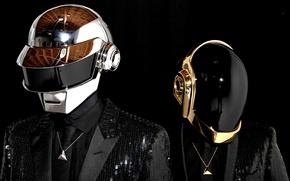 Picture background, Duo, Daft Punk, electronic, Thomas Bangalter, Daft Punk, Guy-Manuel de homem-Christo