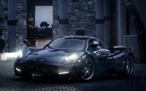 Picture Pagani, To huayr