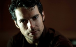 Picture face, male, actor, Henry Cavill