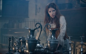 Picture Cinderella, Cinderella, Anna Kendrick, The farther into the forest, the musical, Into the Woods