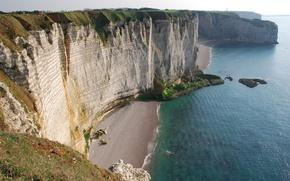 Wallpaper sea, rock, the coast