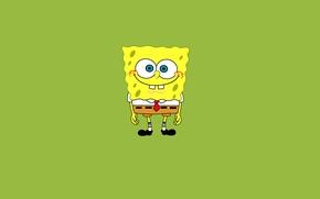 Wallpaper cartoon, spongebob, spanch bob squarepants