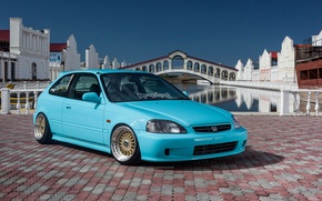 Picture tuning, wheels, honda, drives, Honda, jdm, tuning, civic, bbs, low, stance, mugen, stens, type r, …