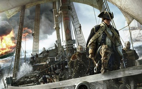 Picture Assassin's Creed III, Radunhageydu, Connor Kenuey, Assassin's creed 3