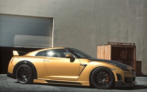 Picture tuning, R35, Nissan GTR