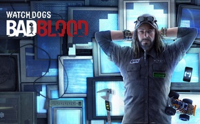 Picture DLC, Ubisoft Montreal, Ubisoft Reflections, Watch Dogs: Bad Blood