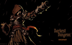 Picture RPG, Darkest Dungeon, Red Hook Studios, Vestal