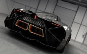 Picture Concept, Auto, Lamborghini, Ass, Car, 2014, Egoista