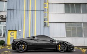 Picture Ferrari, 2014, 458 Italia, Tuned by Luxury Custom