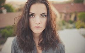 Picture portrait, actress, Jaimie Alexander
