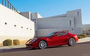 Picture Ferrari, Ferrari, Fiorano, GTB, 599