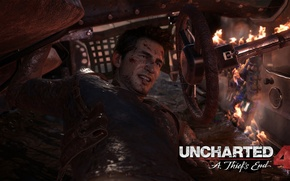 Picture Game, Naughty Dog, Nathan Drake, Uncharted 4: A Thief's End