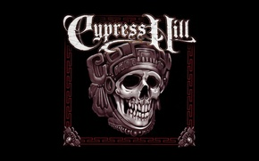 Picture Minimalism, Skull, Music, Rapcore, Cypress Hill, Hip-Hip