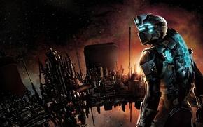 Picture mutants, dead space, dead space 2, dead space, creature, Isaac Clarke