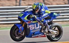 Picture Suzuki, MotoGP, Suzuki, Aleix Espargaro