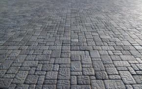 Picture stones, pavers, bridge